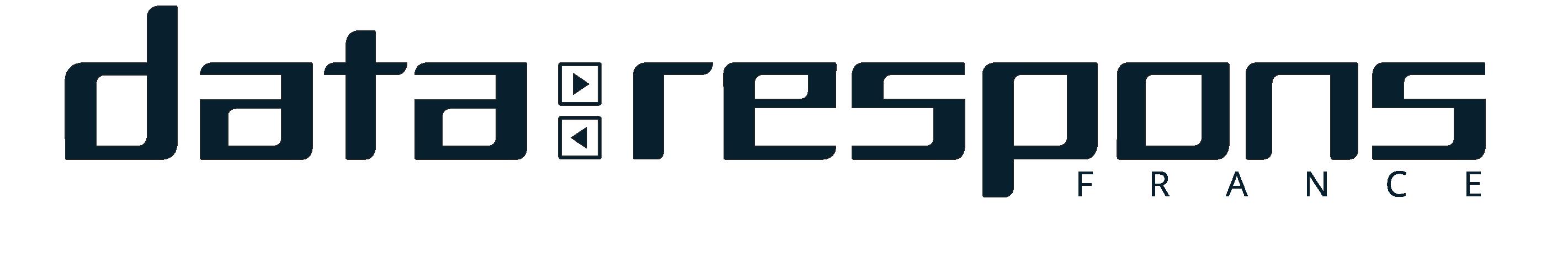 Data Respons France Logo Blue